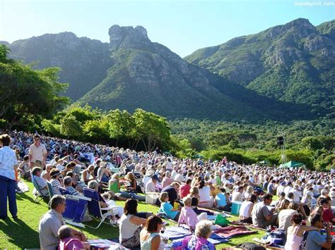 1000 Images About South Africa The World In One Country Kirstenbosch Botanical Gardens Concerts