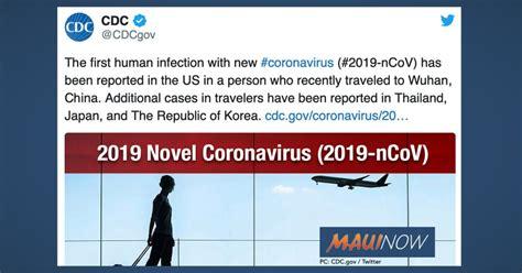 hawaii health officials offer guidance   coronavirus outbreak  china maui