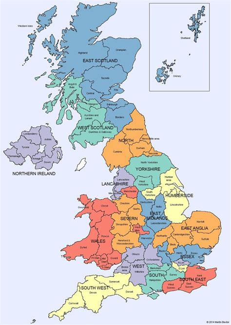 counties map historic map of uk counties beware of border changes particularly around bristol south wales
