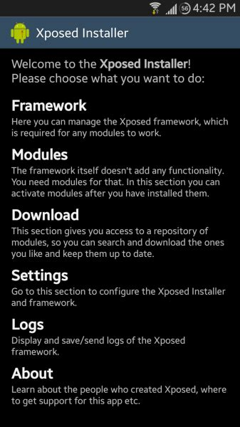 xposed installer apk how to install xposed framework on any rooted android phone complete tutorial guide