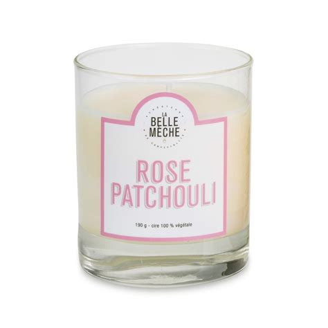 Patchouli Candles Patchouli Scented Candle