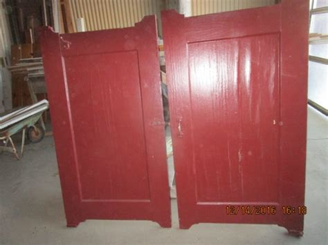 saloon style swinging doors painted quot saloon quot style swinging doors nd millwerk