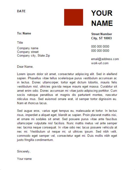 letter template google docs fee schedule template