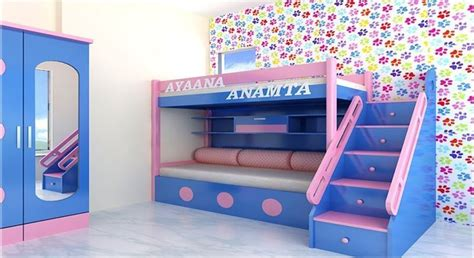 Bunk Bed With Wardrobe Get Modern Complete Home Interior With 20 Years Durability Cavin Bunk Bed Stair Wardrobe