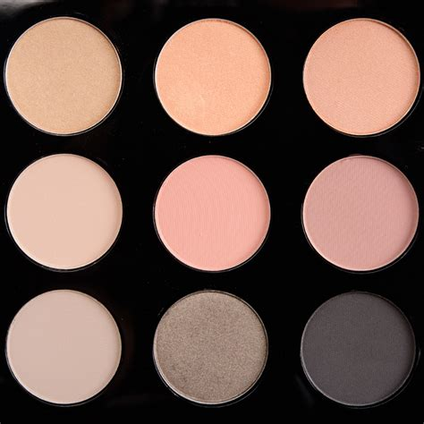 Mac Eyeshadow X 15 sneak peek mac in the flesh eyeshadow x 15 palette photos swatches