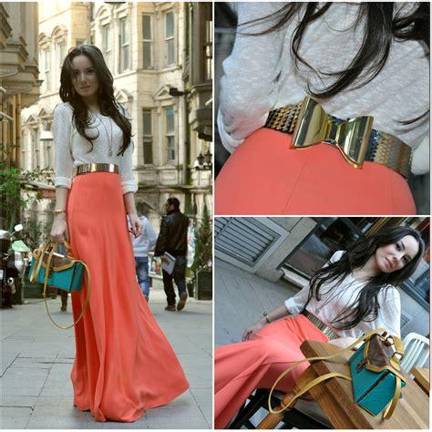 Turkey Maxi Golden styleboom b mybestfriends design boutique istanbul coral