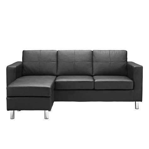 Adjustable Sectional Sofa Adjustable Sectional Sofa In Black Wm4054 3
