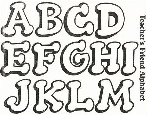 letras gruesas para carteles moldes de letras para carteles feliz cumpleanos graffiti