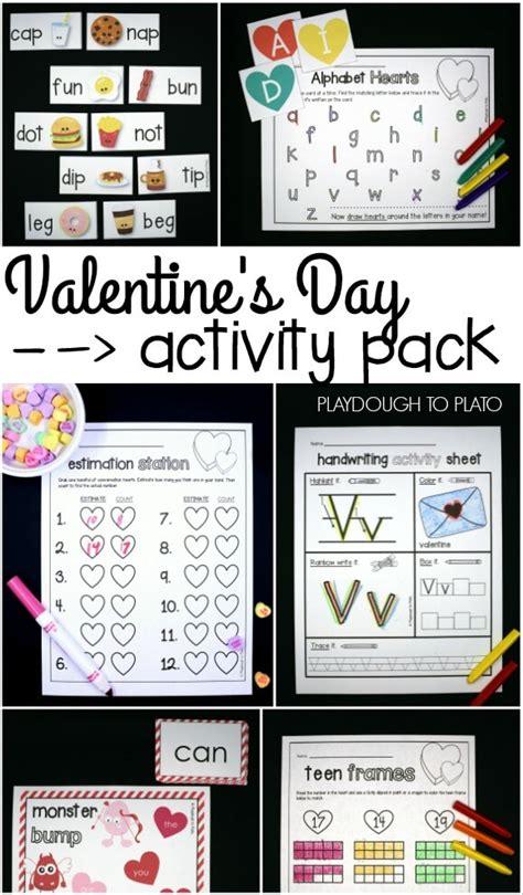 s day preschool activities s day activity pack playdough to plato