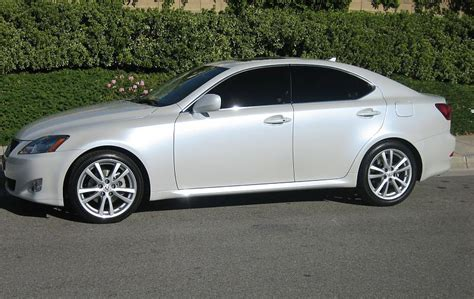Lexus Is250 White Pearl