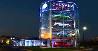 Jobs Nashville Tn by Carvana Vending Machine Spins Used Car Industry On New Path