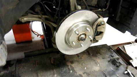 hayes car manuals 2007 nissan xterra regenerative braking 2006 nissan quest front brake rotor removal changing front disc brake pads rotor on nissan