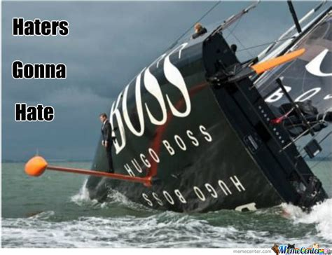 sailing like a boss by themj meme center