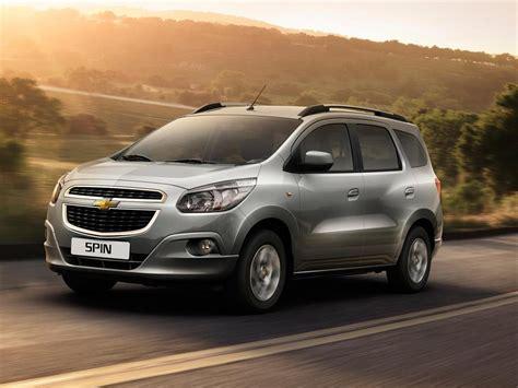 Chevrolet Spin 1 2l Lt Mt chevrolet spin lt 1 8 5 pas 2017