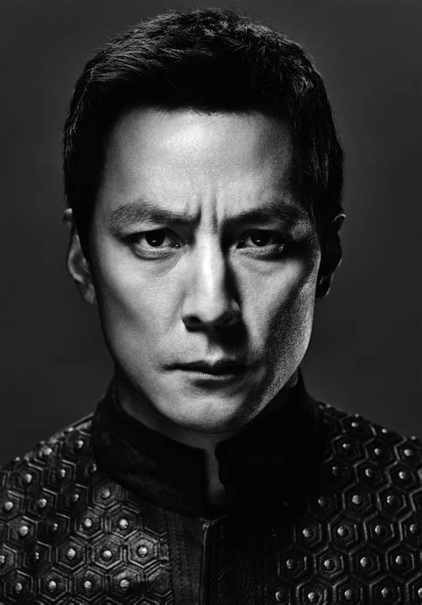 daniel wu on into the badlands fight scenes and more