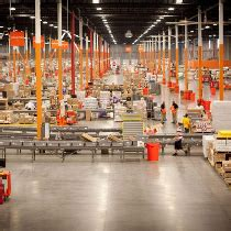 distribution center supply c the home depot office