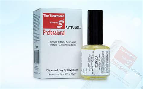 formula 3 antifungal anti fungal 3 ec orthotics td