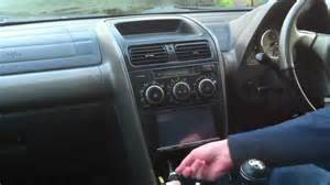 lexus is200 300 altezza rapid removal radio cd player