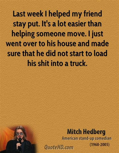 I My Mba And It S Not Helping by Mitch Hedberg Quotes Quotehd