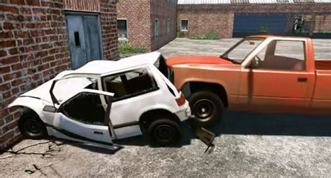 this is how good car crashing in video games is about to