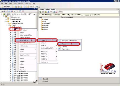 Sql Server Change Table Schema Export Schema To Sql For Sql Server Professional 1 06 22 Gocodi