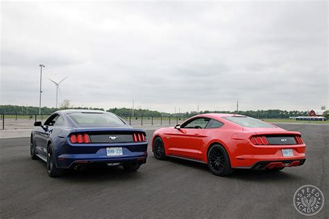 Mustang Gt 5 0 Auto Vs Manual by Mustang Gt Capacity Autos Post