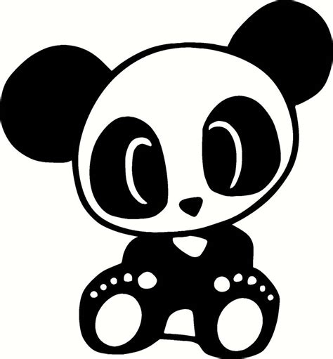 Panda Jdm Decal Sticker Ebay