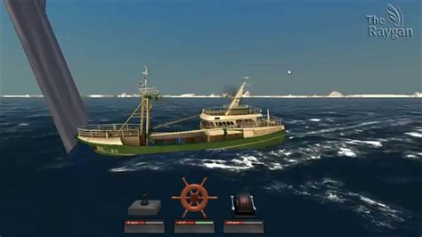 fishing boat sinks fishing boat sinks ship sim extremes youtube