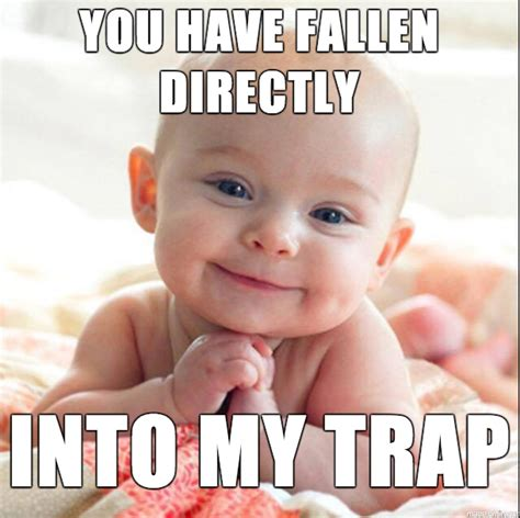 Evil Toddler Meme - evil baby meme tumblr image memes at relatably com