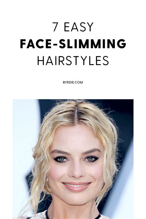 haircuts to make face look thinner 7 easy hairstyles that make your face look slimmer