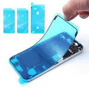 lcd frame bezel seal tape water resistant adhesive glue