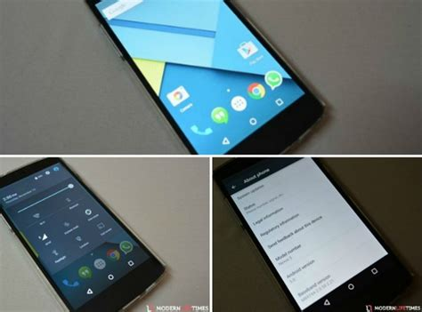 android 5 0 update get started with android 5 0 lollipop on a nexus 5 modernlifetimes