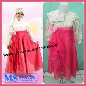 Baju Kaos Wanita Bordir Nov 1 jual setelan busana muslim anak harga murah bogor oleh