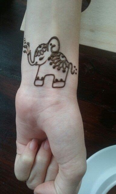 simple elephant henna tattoo elephant henna this is really animals