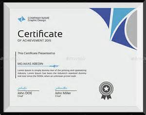 Corporate Certificate Templates by Doc 500374 Corporate Certificate Template 10 Sets Of