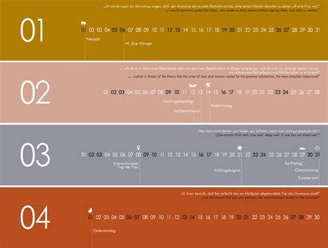kalender design web kalender design www sapotage at