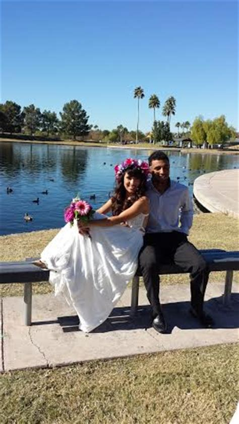 Backyard Wedding Gilbert Az Park Wedding Mesa Gilbert Tempe Chandler