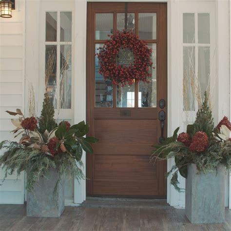 Winter Front Door Decorating Ideas Diy Front Door Decorating Ideas Floors Doors Interior Design