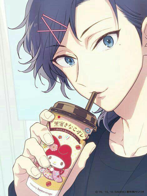 fangirl anime cowok ganteng animasi  anime anak