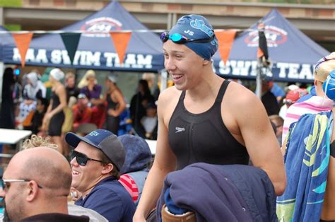 100 Free Records 2015 Cif Ss Division I Prelims Weitzeil Wasting No Time Breaks 50 And 100 Free