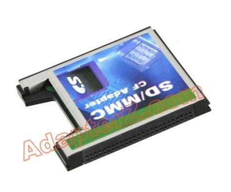 Adaptor Mmc adapterz cf to sd mmc adapter
