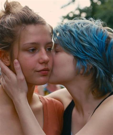 blue is the warmest color real blue is the warmest color