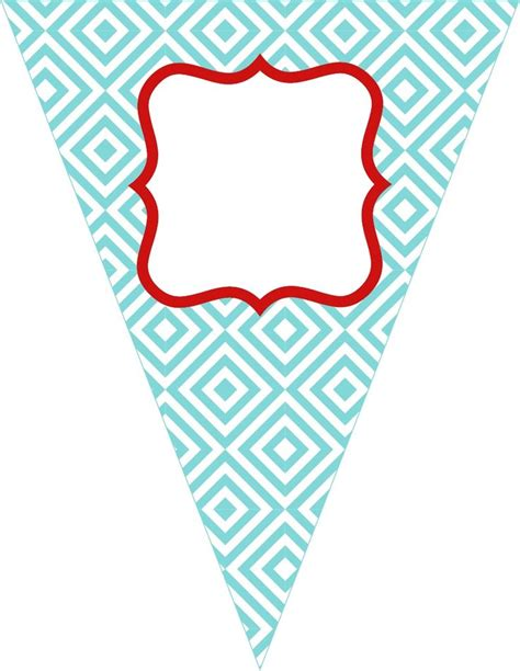 free birthday banner templates free printable birthday banner paper crafts