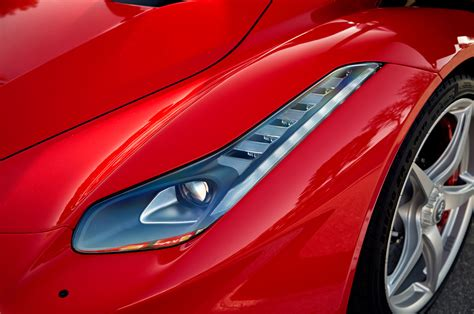 ferrari headlights at ferrari laferrari reviews research new used models
