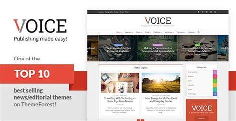 newspaper theme crack free download voice clean news magazine wordpress theme v2 3