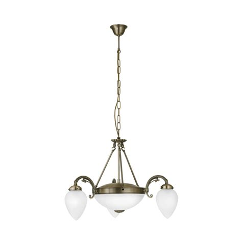 5 Light Ceiling Fitting by Eglo Lighting Imperial 5 Light Ceiling Fitting In Bronze