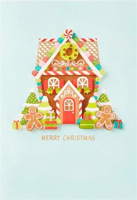 sweet holidays christmas card greeting cards hallmark