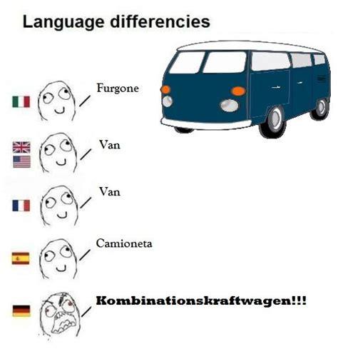 German Words Meme - german vs other languages german pinterest