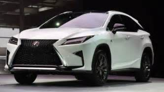 Lexus Rx 350 Manual 2017 Lexus Rx 350 Some Sort Of Serious Bring Up To Date
