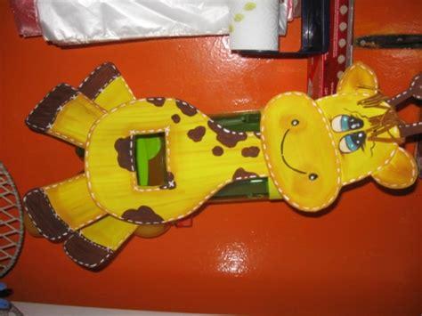 imagenes de jirafas en goma eva moldes para hacer jirafas en foami imagui